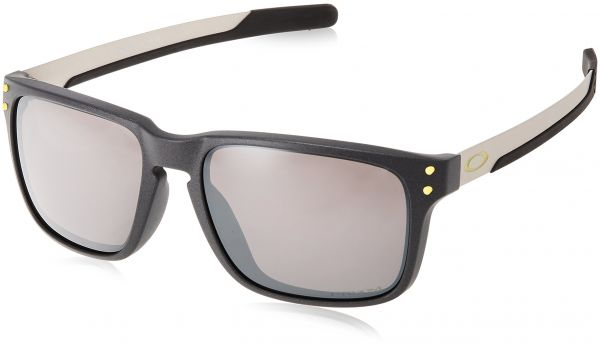 7de07bac6b Oakley Men s Holbrook Mix (a) Non-Polarized Iridium Rectangular ...