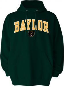 cd947a95a873 Old Varsity Brand NCAA Baylor Bears Men s Big Pullover Hoodie