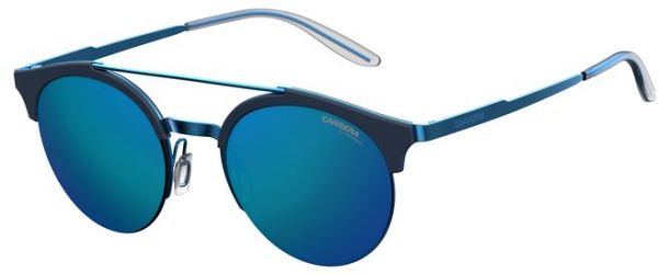 a7cdf2c31189 Carrera Round Sunglasses for Unisex, Blue | KSA | Souq