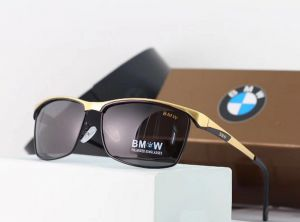 ed909b53db4 BMW sunglasses frame color black and gold