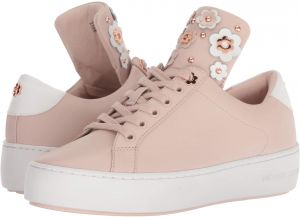 b59a759a53d MICHAEL Michael Kors Women s Soft Pink Mindy Lace-Up Lifestyle ...