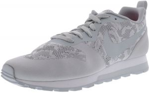 bec82d2eab28d Nike Women s Md Runner 2 Br Wolf Grey   Pure Platinum - White ankle-High  Fabric Running Shoe 8.5M