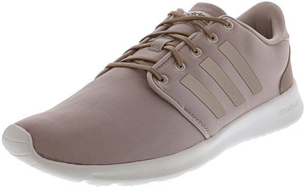 2a3f3709fee Adidas Women s Cloudfoam Qt Racer Ice Purple   Vapor Grey Metallic ...
