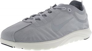 1609500b1c389 Nike Women s Mayfly Lite Pinnacle Pure Platinum   Wolf Grey Ankle-High  Nylon Running Shoe - 8.5M