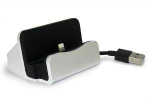Desktop Docking Station Charger for iPhone Adapter Stand Charging sync Dock Stand Cradle