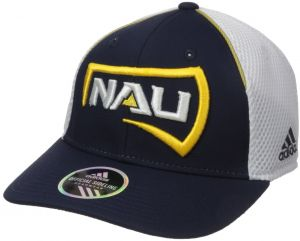 los angeles 233b8 1b074 adidas NCAA Northern Arizona Lumberjacks Adult Men Spring Game Structured  Adjustable Hat, One Size, Navy