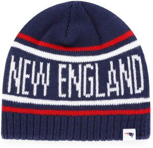 1c2ea6ab72f OTS NFL New England Patriots Thorsby Beanie Knit Cap