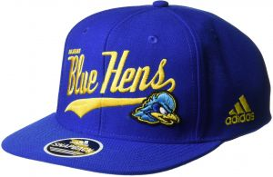 new arrivals 14a0d 0e55f adidas NCAA Delaware Fightin  Blue Hens Men s Tail Sweep Logo Structured  Adjustable Hat, Blue, One Size