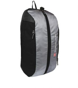94c8abe40fe Swiss Military (Expandable) LBP67 DUFFLE CUM BACKPACK Travel Duffel Bag  (Grey