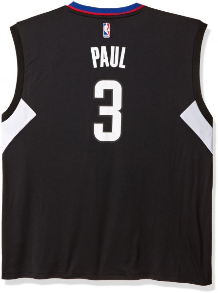 8d6cefd3dfb adidas NBA Los Angeles Clippers Chris Paul  3 Men s Replica Alternate Road  Jersey