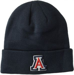 Zephyr NCAA Arizona Wildcats Adult Men Cuff Knit Beanie d41592d20d65