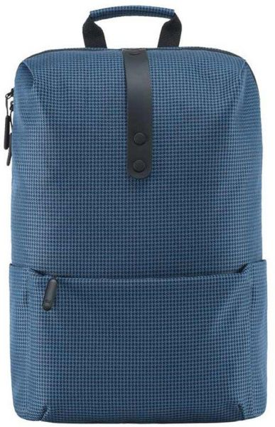 b0f81706ae0c Xiaomi Mi Leisure Shoulder Backpack Waterproof Casual Bag SchoolBag Youth  College Style up to 15.6 laptop inch Blue