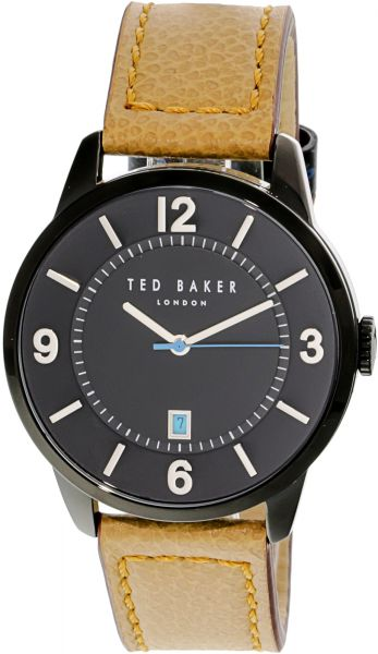 c85bfabf3 Ted Baker Casual Watch For Men Analog Leather - 10031775-AT