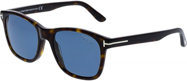 c0f4379d1c65 Tom Ford Men s Eric-02 FT0595-52D-55 Brown Rectangle Sunglasses ...