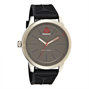 0a090f34b Reebok Casual Watch For Men analog Silicone - RD-LIF-G2-S1IB-BR