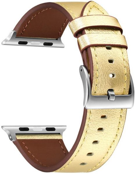 2cfae8814a7 Leather Bands Compatible Apple Watch Band Slim Replacement Wristband Sport  Strap Iwatch Nike+
