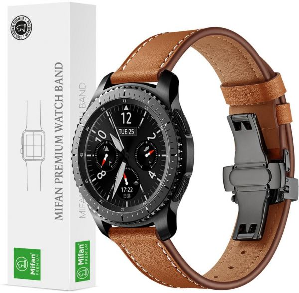 d294178a6cc Samsung Gear S3 2018 Galaxy Watch 46mm Band Replacement Mifan ...