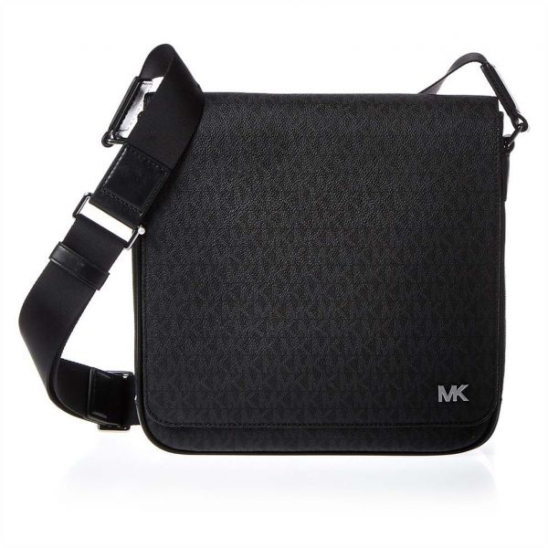 b9e9ff52809ed7 Michael Kors Messenger Bag for Men - Black | KSA | Souq