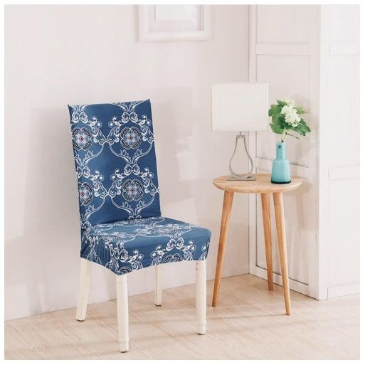 Modern Simplism Style Stretchable Removable Resilient Washable Chair