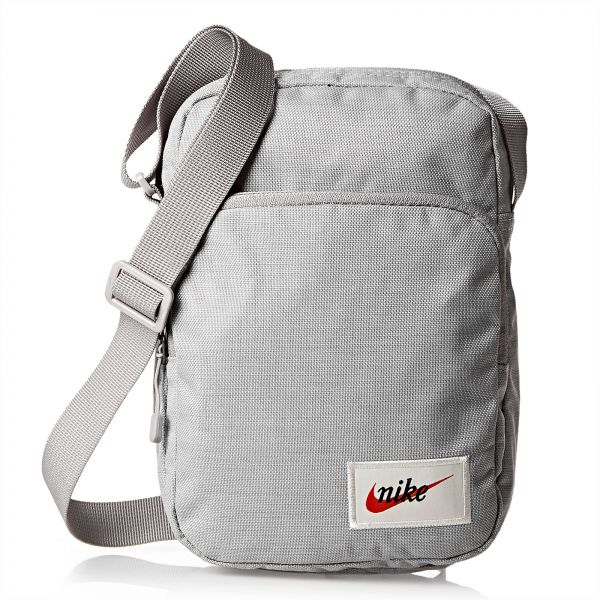 Nike Crossbody Bag for Women - Light Grey  f08c956ba3