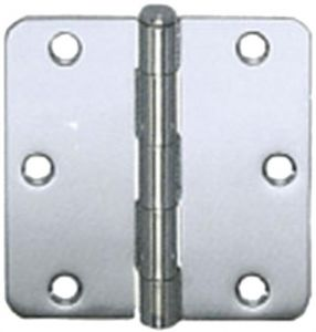HWBB74545-640 4-1//2 Width x 4-1//2 Height 4-1//2 Width x 4-1//2 Height Don-Jo HWBB74545 0.180 Gauge Steel Full Mortise Ball Bearing Template Hinges with Non-Removable Pin Oxidized Satin Bronze Plated Pack of 24 Pack of 24