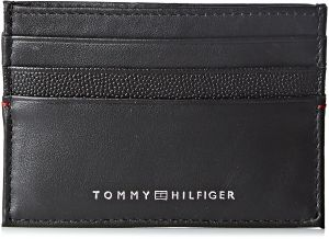 df24d07eef3c95 TOMMY HILFIGER URBAN STRIPE MINI CC WALLET FOR MEN - NAVY