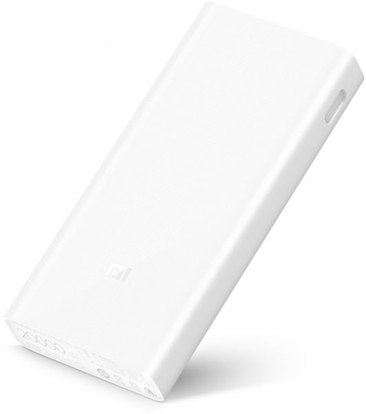 XIAOMI Power Bank 2C 20000mah - Dual-USB Portable Charger with Quick Charge  3 0 & Massive Capacity (PLM06ZM)