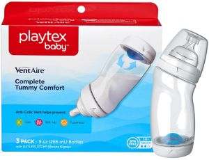 Playtex Baby Bottle Assortment Feeding