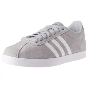 timeless design 846d3 87c7b adidas AW4209 Tennis Shoes for Women - Clear OnixWhiteSilver Met.