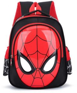 2abe7aaa2c4c 3-6 Year kids bags School Bags For Boys Spiderman Waterproof Backpacks Child  Spiderman Book bag Kids Shoulder Bag Satchel Knapsack