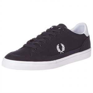 093a1e25b8f18 Fred Perry Zapatilla Deuce Fashion Sneakers for Men - Navy Blue