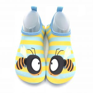88be7200ecd4 Womens and Mens Kids Water Shoes Barefoot Quick-Dry Aqua Socks for Beach  Swim Surf Yoga Exercise Size 34