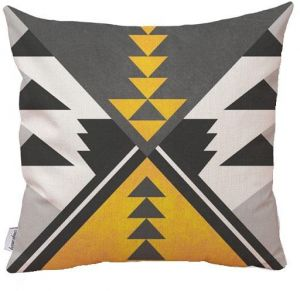 84fc4277f Geometric Pattern Collection -Shapes Decorative Cushion Throw Pillow