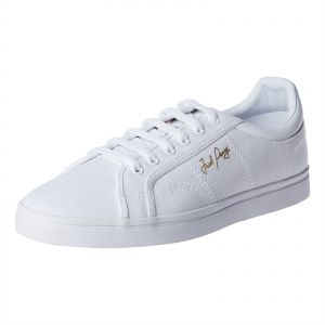 7115dd587ddc58 Fred Perry Sidespin Fashion Sneakers for Men - White