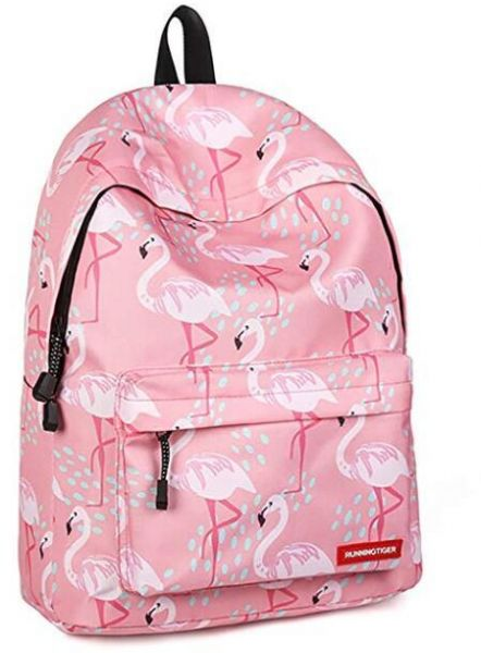 fff7e8ab7 Girls Backpack Purse, Preschool Backpack Print Bookbag Women College Bag |  KSA | Souq
