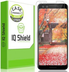 (Google Pixel 3 Screen Protector [Case Friendly])2-Pack