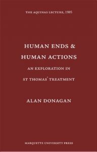 the specification of human actions in st thomas aquinas pilsner joseph