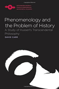 the concept of passivity in husserl s phenomenology biceaga victor
