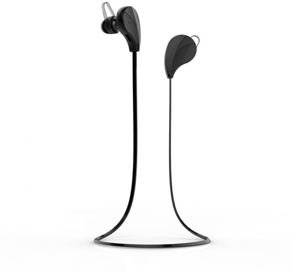 Sport Bluetooth Earbuds, Best Wireless Headphones for Sports Gym Running   IPX6 Waterproof Sweatproof, Fit Headset  Noise Cancelling Earphones with