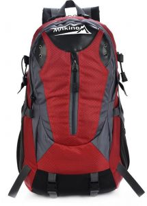 ade938d933 Backpack female travel backpack large capacity outdoor bag mountaineering  bag male Korean version of the leisure custom computer backpack 01Y