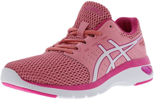 ASICS Women's Gel Moya Peach Petal White Ankle High
