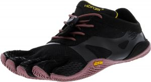 Vibram Five Fingers Women s Kso Evo Black   Rose Ankle-High Polyester Training  Shoes - 8.5M 664a3caeef1