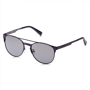 be84e92813 Kenneth Cole Aviator Sunglasses for Men - Grey lens