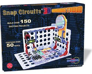 buy project kit craft tastic,3doodler,snap circuits ksa souqsnap circuits 3d illumination electronics exploration kit over 150 stem projects 4 color project manual 50 snap modules unlimited fun