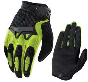 Outdoor sports motorcycle racing gloves riding all-finger gloves riding gloves for both men and women multi Color