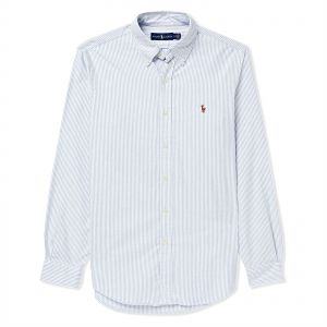 acaa50eb6332 Polo Ralph Lauren Classic Fit Oxford Shirt for Men - S