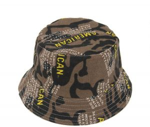 f36739f011f Outdoor Children Sun Protection Sun Hats Bucket Sun Hat Breathable  Fisherman Hats Spring Summer Caps Cotton Bucket Hat For 2-6 Years Old Coffee