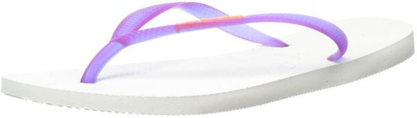 b4b422067aba1 Havaianas Women s Slim Logo Pop up Flip-Flop Sandals