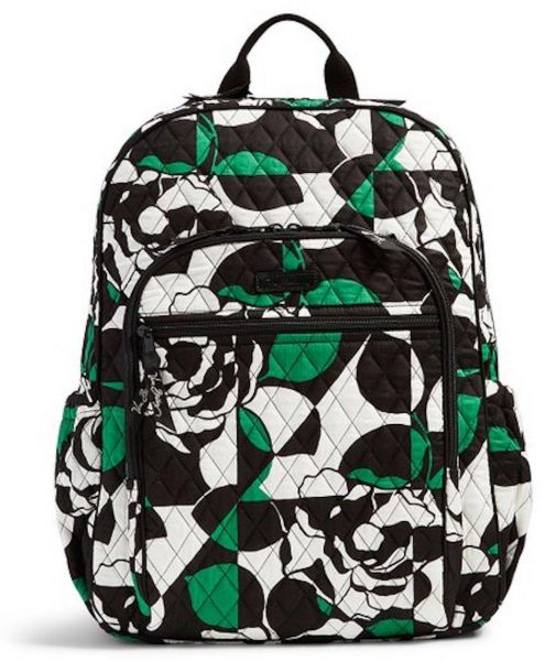 961cea2449 Vera Bradley Campus Tech Backpack Imperial Rose