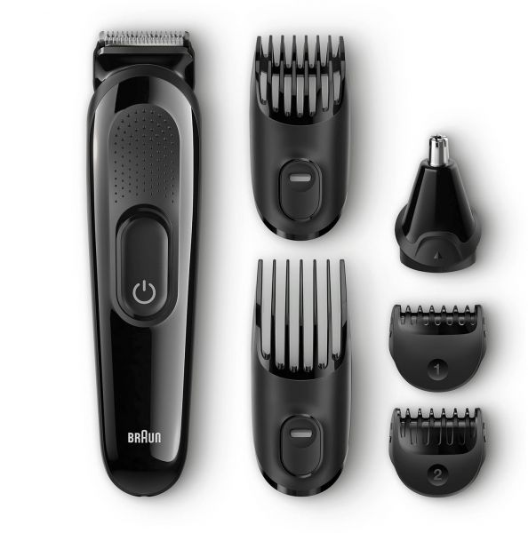 48ddf1c66 Braun Multi Grooming Kit MGK3020 – 6-in-1 Face And Head Trimming Kit | Souq  - Egypt